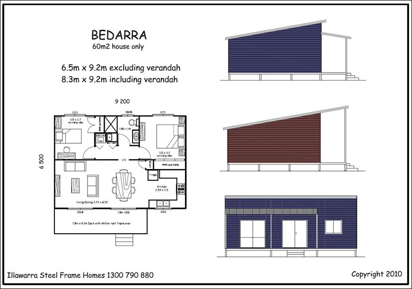 Two bedroom granny flat designs for 2 bedroom granny flat designs