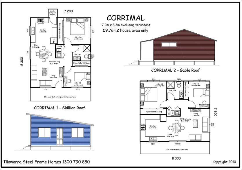 Granny Flat Corrimal kit homes for sale